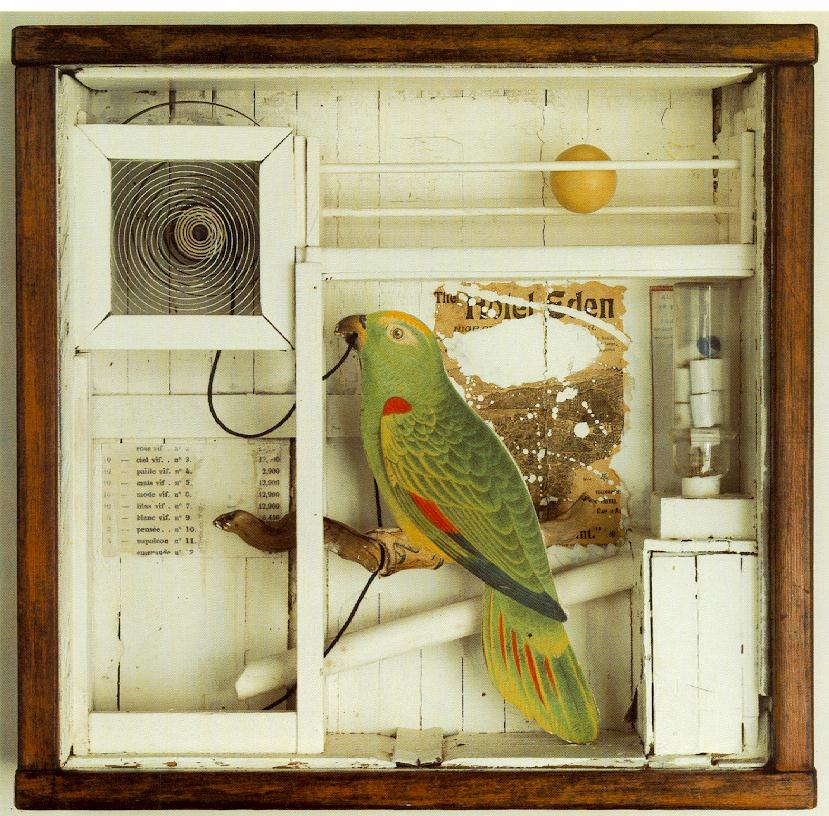 Thursday's Tribute: Joseph Cornell