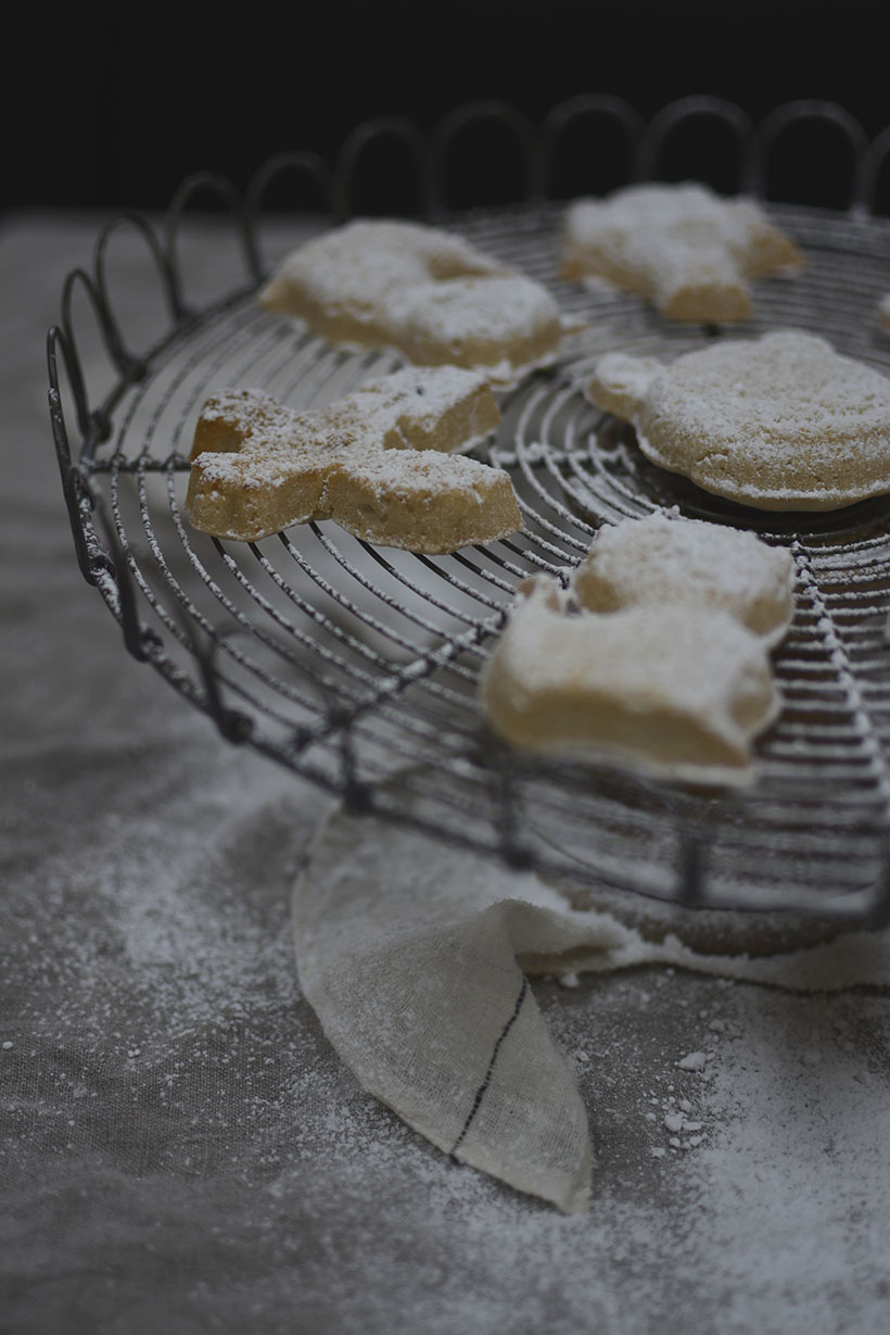 Sugared Cookies