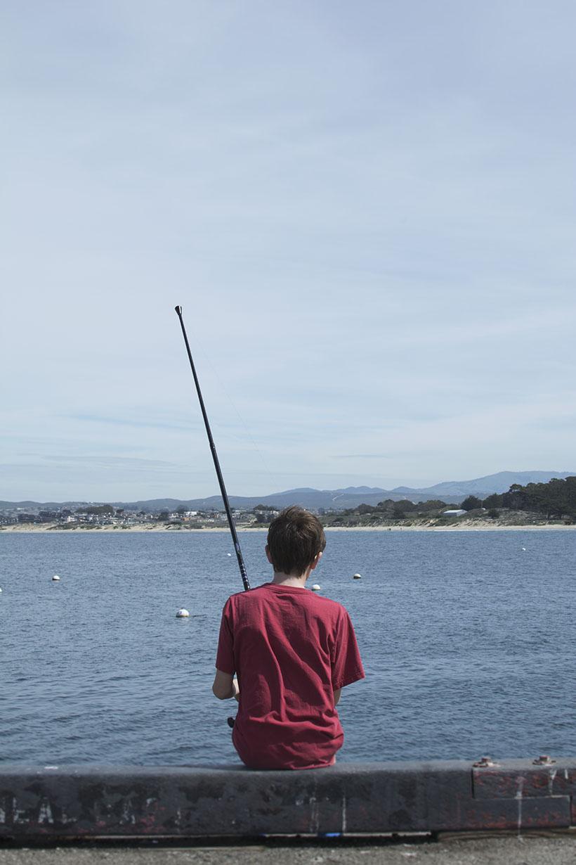 Ben Pier Fishing