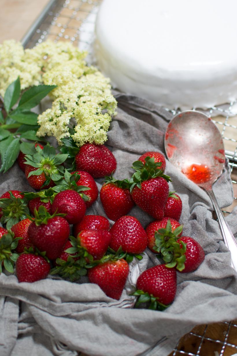 elderberry-genoise-cake