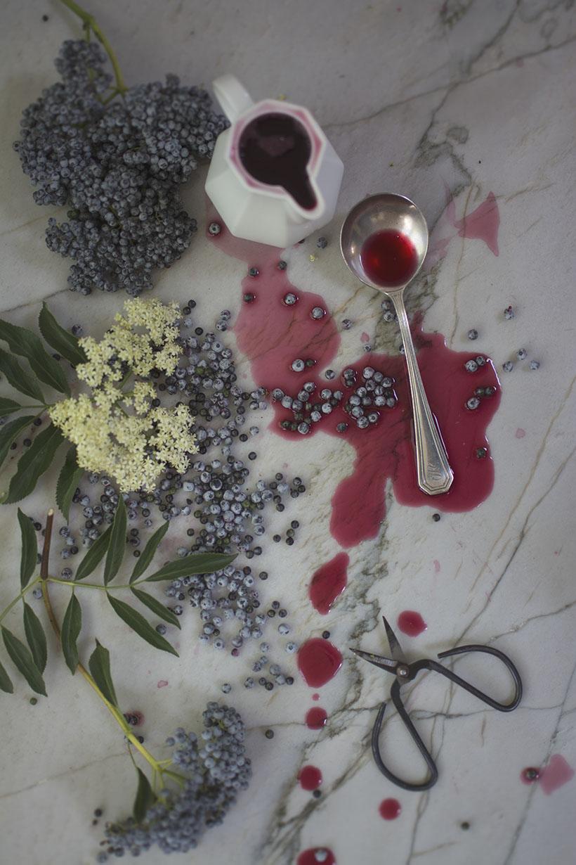 Spoonfull Elderberry Syrup