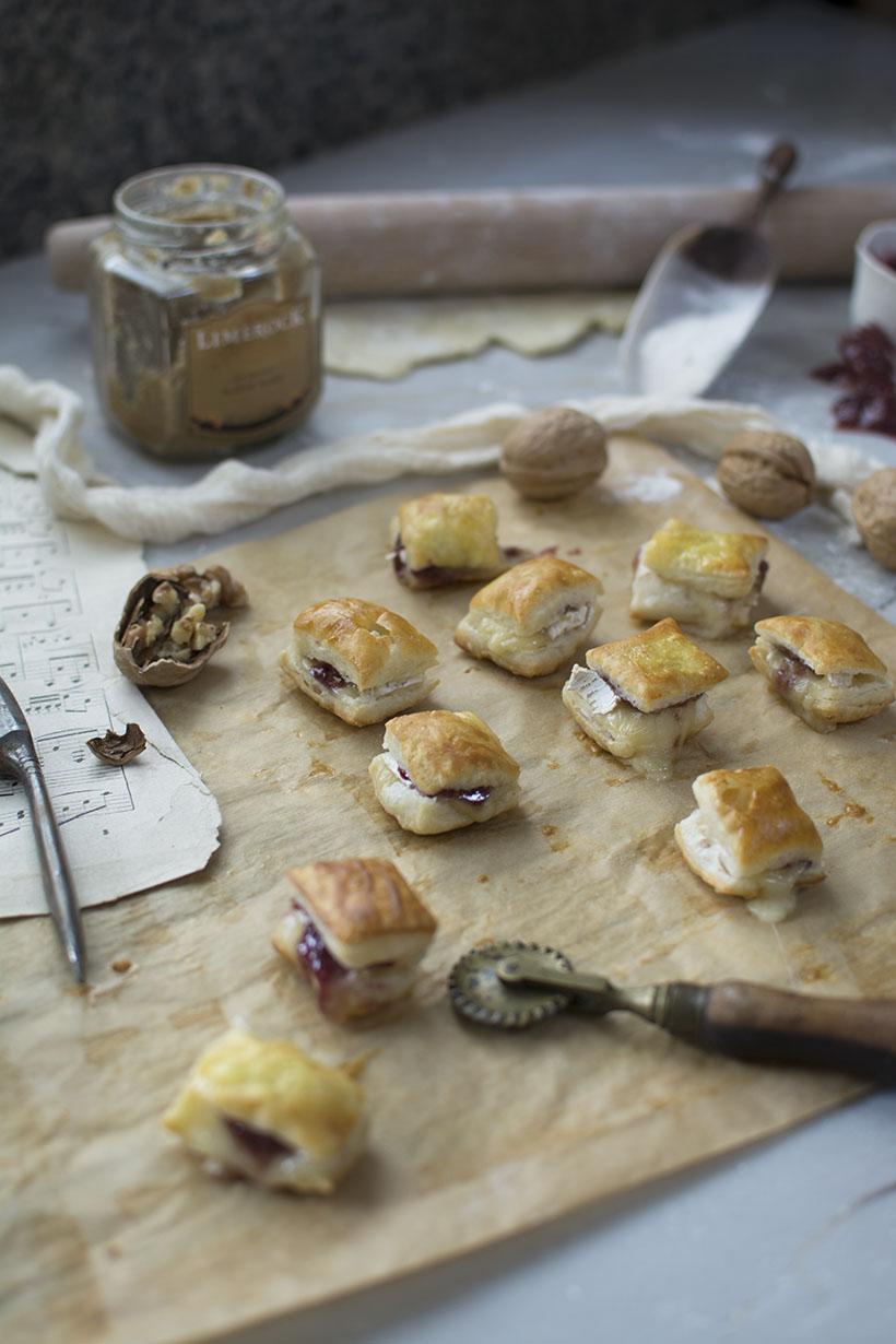 Walnut Butter Hors D'Ouevres
