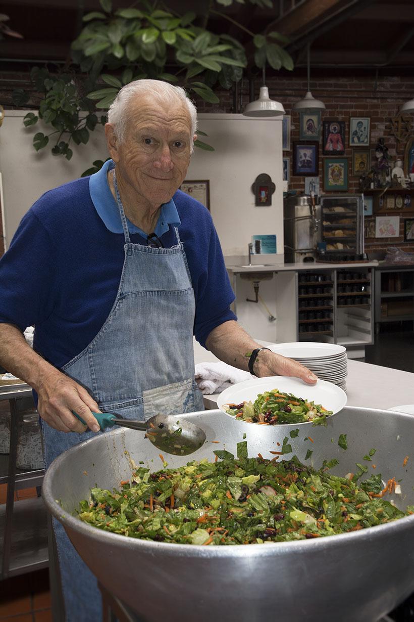 Bob the Salad Man